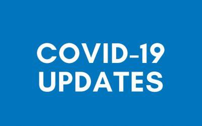 Covid 19 – Updates